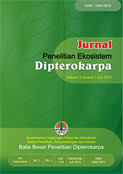 Jurnal Penelitian Ekosistem Dipterokarpa
